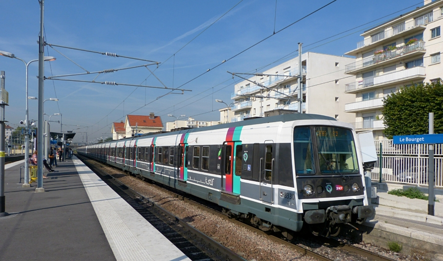RER B : interruption de la circulation le 3 et 4 novembre