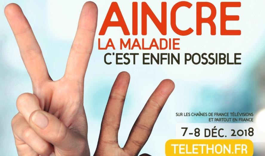 Le Bourget se mobilise pour le Téléthon: consultez le programme