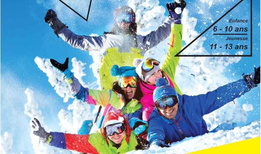 Séjour Gliss' 2020: un séjour ski pour les enfants et les adolescents
