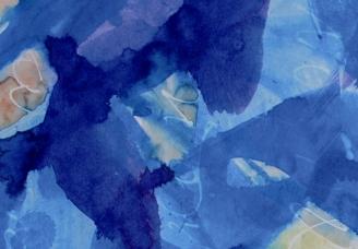 Exposition: Résonnances, oeuvres du peintre calligraphe Driss Chajri
