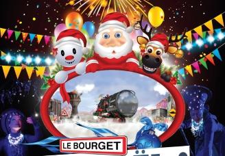 Le Bourget Fête Noël