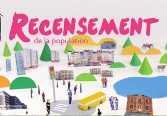 Recensement de la population du 18 janvier au 24 février