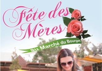 Fête des Mères au marché du Bourget