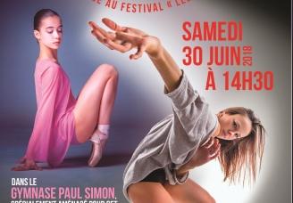 Festival Les Envolées: spectacle du Conservatoire