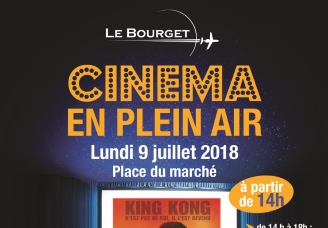 Cinéma en Plein Air: Kong Skull Island