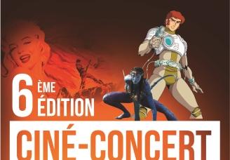 Ciné Concert du Conservatoire