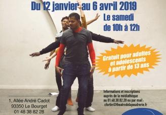 Atelier théâtre et danse (Collectif MapaSo)