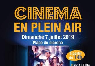 Parcours aventure + cinéma en plein air