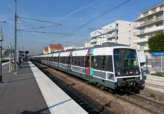 RER B: interruption de la circulation le 18 août 2019