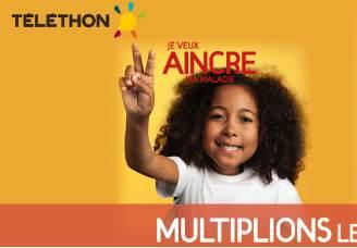Le Bourget se mobilise pour le Téléthon: demandez le programme!