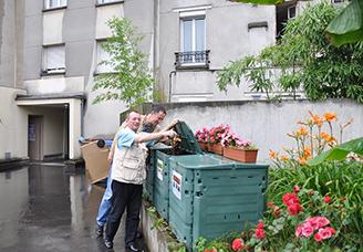 Des composteurs gratuits pour les Bourgetins