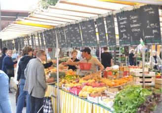 Marché du Bourget