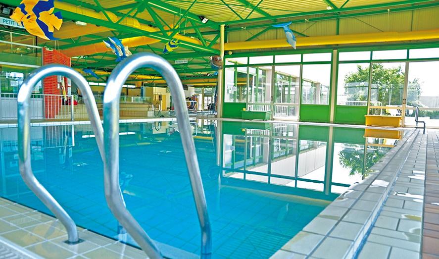 Réouverture de la piscine: réservez votre créneau ici