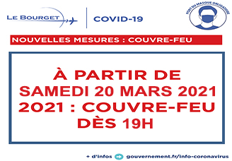 ATTESTATION DE DÉPLACEMENT COUVRE-FEU DE 19h-6h et de 6h-19h
