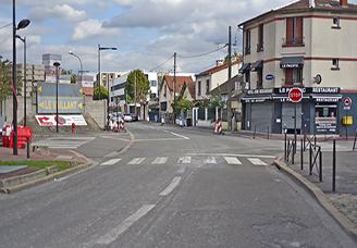Travaux rues Jean Moulin et Édouard Vaillant
